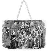 William Caxton (c1421-1491) Weekender Tote Bag