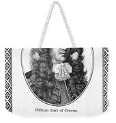 William Craven (1608-1697) Weekender Tote Bag