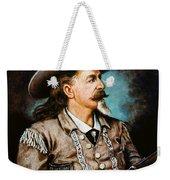 William F. Cody Weekender Tote Bag
