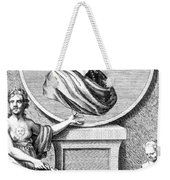 William Harvey, English Physician Weekender Tote Bag