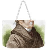 William Herschel, German-british Weekender Tote Bag by Science Source