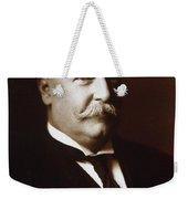 William Howard Taft - President Of The United States Weekender Tote Bag by International  Images