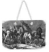 William Morgan (1774-1826) Weekender Tote Bag by Granger