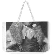 William Murray (1705-1793) Weekender Tote Bag
