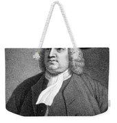 William Penn (1644-1718) Weekender Tote Bag by Granger