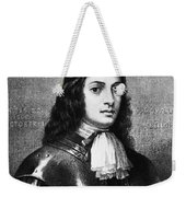 William Penn, Founder Of Pennsylvania Weekender Tote Bag by Photo Researchers