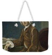 William Pitt (1708-1778) Weekender Tote Bag