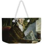 William Pitt (1759-1806) Weekender Tote Bag