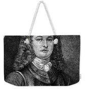William Rhett (died C1716) Weekender Tote Bag