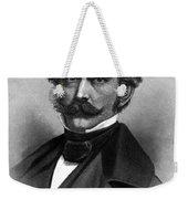 William T. G. Morton, American Dentist Weekender Tote Bag