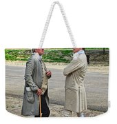 Williamsburg Colonists Weekender Tote Bag