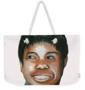 Wilma Rudolph Weekender Tote Bag