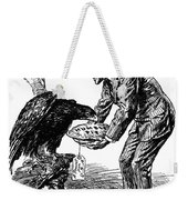 Wilson Cartoon, 1915 Weekender Tote Bag