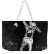 Wilt Chamberlain (1936-1996) Weekender Tote Bag by Granger