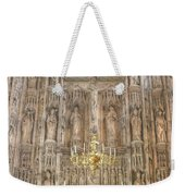 Winchester Cathedral High Altar Weekender Tote Bag