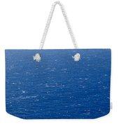 Wind Creates White-capped Waves Weekender Tote Bag