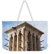 Wind Tower Weekender Tote Bag