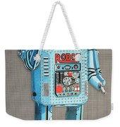 Wind-up Robot 2 Weekender Tote Bag