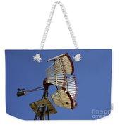 Windmill 8 Weekender Tote Bag