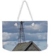 Windmill In The Storm Weekender Tote Bag