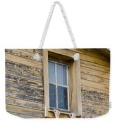 Window And Hands Weekender Tote Bag