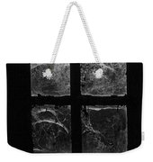 Window At Castle Frankenstein Weekender Tote Bag