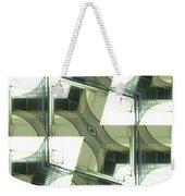 Window Mathematical  Weekender Tote Bag