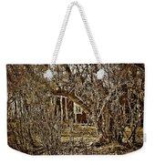 Window Of Roots Weekender Tote Bag
