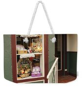 Window Shop Detail Weekender Tote Bag