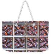 Window Sunglow Weekender Tote Bag