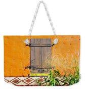 Window To Africa Weekender Tote Bag
