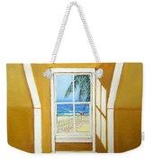 Window To The Sea No. 3 Weekender Tote Bag