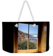Window View 2 Weekender Tote Bag