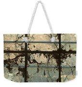 Window Vines Weekender Tote Bag