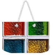 Windows Weekender Tote Bag by Carlos Caetano