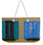 Windows Weekender Tote Bag by Debra and Dave Vanderlaan
