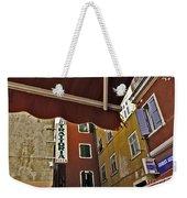 Windows In Venice Weekender Tote Bag