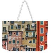 Windows Of Camogli Weekender Tote Bag