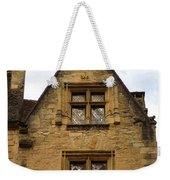 Windows Of Sarlat Weekender Tote Bag