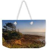 Windswept Coast Weekender Tote Bag