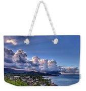 Windward Clouds Weekender Tote Bag