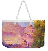 Windy Day In The Canyon Weekender Tote Bag