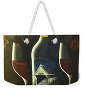 Wine And A Little More Weekender Tote Bag