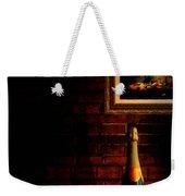 Wine And Grape Weekender Tote Bag