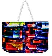 Wine Bottles Weekender Tote Bag