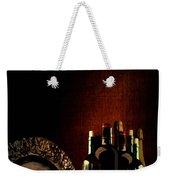 Wine Break Weekender Tote Bag