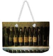 Wine Collection Weekender Tote Bag