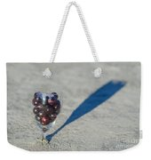 Wine Glass Weekender Tote Bag