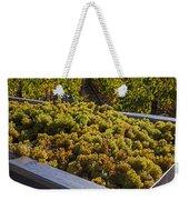 Wine Harvest Weekender Tote Bag by Garry Gay