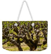 Wine On The Vine Weekender Tote Bag